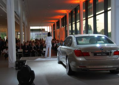 Präsentation BMW
