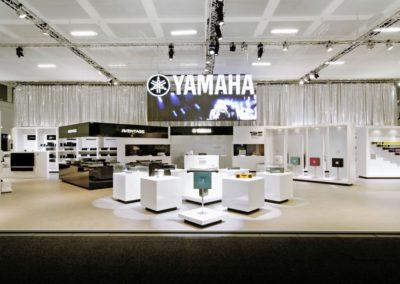 Messestand Yamaha IFA 2012